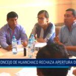 Trujillo: Consejo de Huanchaco rechaza apertura de burdel