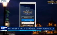 MPT presentó aplicativo móvil de turismo para Trujillo