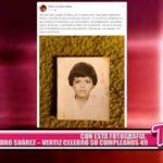 """Nacional: Pedro Suárez cumple 49 años y Alejandra Baigorria comparte video de """"Nubeliz"""