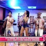 Stephanie Valenzuela, Shakira y Maria Pía atrapados por la red