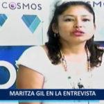 Entrevista a excandidata al Congreso de la República Maritza Gil Ordinola