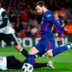 Barcelona venció al Valencia  y jugará la final de la Copa del Rey