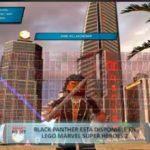 Black Panther está disponible en Lego Marvel Super heroes 2