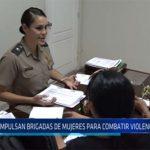 Chiclayo: Impulsan brigadas de mujeres para combatir violencia familiar