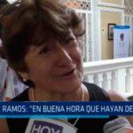 """Pilar Ramos: """" En buena hora que hayan dejado FP"""""""