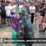 Cajamarca estuvo de fiesta y llegamos al Ño Carnavalon con todo