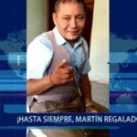 Piura: ¡Hasta siempre, Martín Regalado!