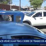 Piura: Caos y congestionamiento tras cierre de tramo en Av. Cáceres