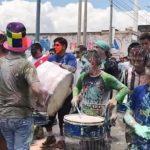 Entrada del Ño Carnavalón 2018 en Cajamarca