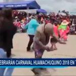 Celebrarán carnaval huamachuquino 2018 en Trujillo
