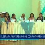 Mache celebrará aniversario 145 con pintoresco carnaval