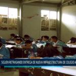 Chimbote: Siguen retrasado entrega de nueva infraestructura de colegio Argentino