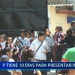 Piura: Drep  tiene   10  días  para  presentar  informes  de docentes que  falsificaron documentos