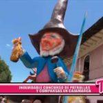 Nacional: Inolvidable concurso de Comparsas en Cajamarca