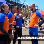 Clases intensivas de surf con Carlitos de The Wave Surf School