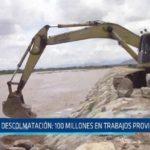 Chiclayo: Descolmatación: 100 millones en trabajos provisionales