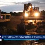 Chimbote: Nueve empresas ejecutarán trabajos de descolmatación en ríos