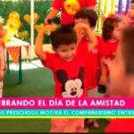 Trazos Preschool motiva el compañerismo entre sus niños