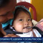 Piura: Disminuye anemia y desnutrición crónica