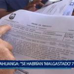 """Piura: Regidor Julcahuanga: """"Se habrían gastado innecesariamente 72 mil soles"""""""