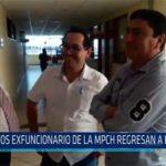 Chiclayo: Dos ex funcionarios de la MPCH regresan a la cárcel