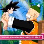 Internacional: Manga Dragon Ball cumple 32 años