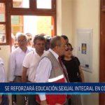 Chiclayo: Se reforzara la educación sexual integral en colegios