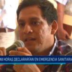 En 48 horas declararían en emergencia sanitaria a Trujillo