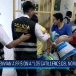 """Chiclayo: Envían a prisión a """"los gatilleros del nororiente"""""""