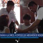Chiclayo: Envían a la cárcel a esposos que abusaron de menor en olmos