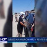 Nuevo Chimbote: Cuñados de alcalde figuran dueños de 3 lotes en invasión