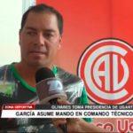 Olivares asume presidencia del Alfonso Ugarte
