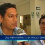 Trujillo: GRLL Intervendrá postas en Florencia de Mora