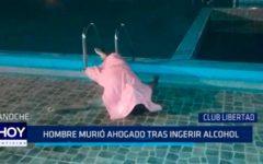 Trujillo: Hombre murió ahogado tras ingerir alcohol