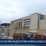 Piura: Hospital Santa Rosa podría entrar en crisis