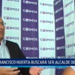 Francisco huerta buscará ser alcalde de Trujillo