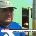 Estadio de La Esperanza inicia labores