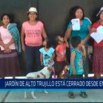 Trujillo: Jardín de Alto Trujillo está cerrado desde enero