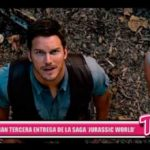 """Confirman tercera entrega de la saga """"Jurassic World"""""""