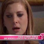 Nacional: Leslie Stewart reveló que venció el cáncer por segunda vez