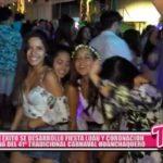 Local: Así se vivió la fiesta Luau del carnaval Huanchaquero