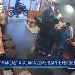 "Chiclayo: ""Marcas"" atacan a comerciante ferretero"