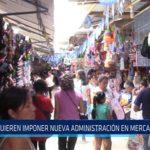 Chiclayo: Quieren imponer nueva administración en Mercado Modelo