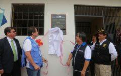 Minsa: Mejoran ambientes para tratamiento de internos con TB en penal de Huaral
