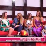 Local: Miss Grand Perú tiene nueva representante: Andrea Moberg