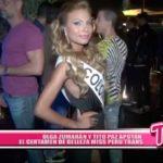Nacional: Olga Zumarán y Tito Paz apoyan el certamen de belleza Miss Perú Trans
