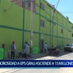 Piura: Morosidad de usuarios de EPS Grau asciende a 15 millones de soles