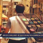 Chimbote: OSIPTEL multa a empresas telefónicas