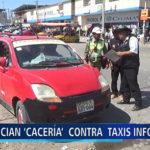 Piura: Inician 'cacería' contra taxis informales