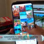 """Comparte tu música favorita en las """"Stories"""" de instagram"""
